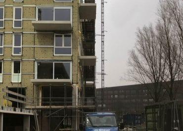 Appartementencomplex Terwijde Utrecht